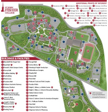 Halloween Fest Locationparking Map Town Of Pittsford New York