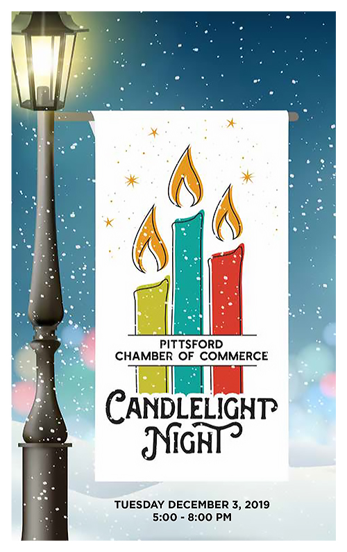 Candlelight Night Events Map