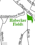 Habecker Fields Map