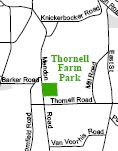 Thornell Farm Park Map