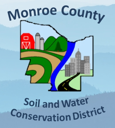 Monroe County Soil and Water Distirict logo