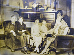 Woodward Family 1923