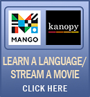 What;s New - Mango and Kanopy