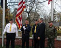 Veterans Day Service 2012