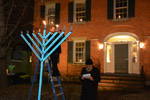 Menorah Lighting and Chanukah Celebration