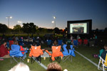 Outdoor Movie Night 2015