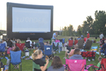 Outdoor Movie Night, Wonder