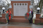 Women's Club of Pittsford Wreaths across America Veterans Remembrance