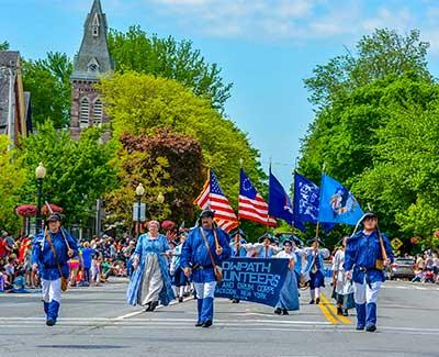 Memorial Day Parade And Ceremony Town Of Pittsford New York