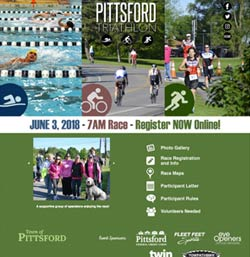 Pittsford Triathlon